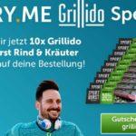 Utry.me: 10 Grillido Sportwürstchen gratis (oder 20% Rabatt) bei einer Box-Bestellung