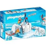 Playmobil Action - Polar Ranger mit Eisbären