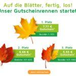 7,77€, 6,66€ oder 5,55€-Gutschein beim Voelkner-Gutscheinrennen bis 25.10.21