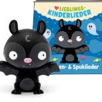 Tonie - Lieblings-Kinderlieder: Halloween- & Spuklieder für 8,09€