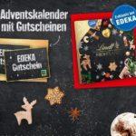 Lindt-Adventskalender 2021 mit Gutschein bei Edeka