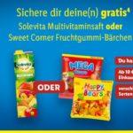 Gratis Multivitaminsaft oder Frucht Gummibärchen bei Lidl ab 10 € Einkauf