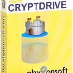Giveaway of the day: abylon CRYPTDRIVE 20.60.09.2 gratis statt €29,95 (Lifetime)