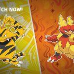 "GRATIS ""Electabuzz und Magmar"" in ""Pokémon the Series"" auf Pokémon TV"