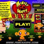 "Gratis: ""Monkey GO Happy"" kostenlos im Google-Playstore"