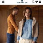 Tom Tailor Onlineshop: 30% Gutschein auf alles (für Club-Mitglieder)