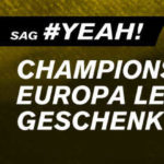 Interwetten: 11€ Freebet für EuropaLeague/Championsleague