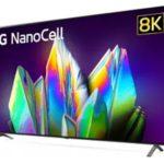 "LG 75NANO999NA NanoCell LCD TV 75"" UHD 8K"