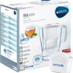 Wasserfilter Brita Aluna XL + Filterkartusche für 11,11€ (statt 18€)