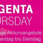 Telekom - Magenta Thursday - Technik-Schnäppchen
