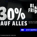-30% auf Alles bei def-shop streetwear black friday