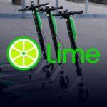 Lime E-Scooter 10 min kostenlos inkl. Entsperrgebühr (5 Tage ab Aktivierung gültig)