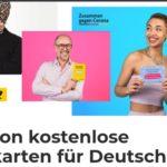GRATIS 1 Mio. Postkarten kostenlos mit MyPostcard in Deutschland versenden