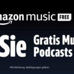 5€ Amazon Gutschein für das Streamen eines Songs