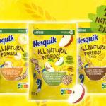 Produkttester - NESQUIK All Natural Porridge