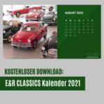 "GRATIS ""Jahreskalender 2021 von E&R Classics"""