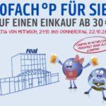 real: 10-fach-Payback-Punkte ab 30€ Einkaufswert am 21. und 2210.2020