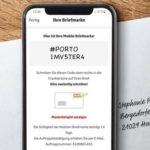 Briefe mit App frankieren (Deutsche Post)