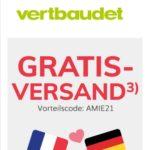 Nur heute: kostenloser Versand bei Vertbaudet.de