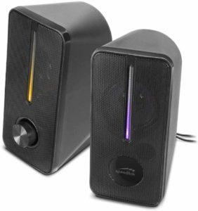 BADOUR Stereo Speaker USB [ebay]