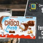 "GRATIS ""Ferrero Kinder Choco Fresh (5 x 20,4 g = 102 g Packung)"" bei Edeka-Nord mit Edeka-Genuss-App ab 5€ im Februar 21"