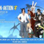"""GRATIS Game """"Final Fantasy XIV Online"""" kostenlos auf Windows, Mac, Steam, Playstation. 4 spielen bis zum 23.11.2020 um 15:59 Uhr (MEZ)"""