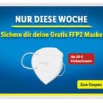 GRATIS: FFP2 Maske über die LIDL-App (ab 20€ Einkauf)