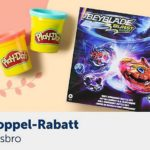 myToys: 15% / 20% Hoppel-Rabatt auf Hasbro-Spielzeug-Artikel