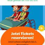 Holidaypark:  2 für 1 Ticket