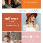 Limango: Monatsende-Sale mit Puma, Mexx, Kanz, Trollkids & mehr
