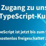 """GRATIS Kurs """"Vue 3 + TypeScript"""" kostenlos zur Webseitenerstellung"""