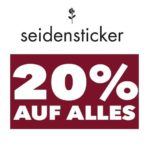 Seidensticker: 20% Rabatt auf alles - auch im Sale!