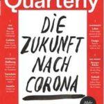 FAZ Quarterly Heft gratis