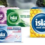 Nur für Österreich: Gratisprobe Isla Lutschtabletten