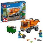 LEGO 60220 City Müllabfuhr, LKW mit 2 Müllarbeiter + Zubehör bei Amazon