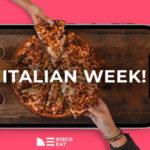 [Köln + Berlin] 5€ Rabatt bei Disco Eat - italienische Woche