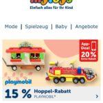 Mytoys: 15-20% Rabatt auf Playmobil Family Fun & Country - Mindestbestellwert 19 Euro