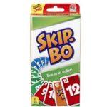 Skip-Bo Kartenspiel und Familienspiel - Mattel Game