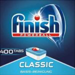 Dealclub: 400x Finish Classic Megapack Spülmaschinentabs [0,08€/Tab]