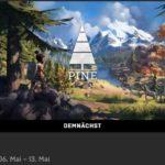 """[Gratis bis 17 Uhr] Spiel """"Pine"""" + über 20 weitere Games im Epic-Games-Store"""