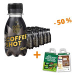 🎉 Melitta® wkup® Shot 30er Pack + 2x CAMPUS-Tüte Homefür 28,85€
