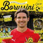 Kostenlose Leseprobe: Borussini - das Magazin für Borussias Zukunft (statt 4,90€ / selbstkündigend)