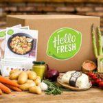 GRATIS HelloFresh Kochbox (Wert bis 80€, nur für Neukunden) bei Bestellung bei myProtein!