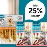 Zoo Royal: 25% Rabatt auf Leckerlis für Hunde und Katzen