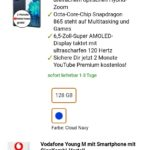 Vodafone Young GigaKombi Deal mit S20 FE 2021!