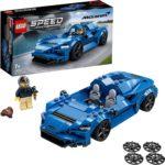 LEGO Speed Champion - McLaren Elva (76902) Rennauto für 14,99€  + weitere LEGO Speed Champion Rennautos im Angebot (76900 + 76901)