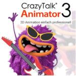 Gratis-Vollversion: CrazyTalk Animator 3 - nur noch heute