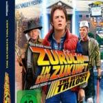 Zurück in die Zukunft Trilogie auf Blu-ray 4K für 38,27€ inkl. Versand (statt 44€)