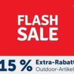 Mytoys: 15% Rabatt auf Outdoor-Artikel (MBW 39€)