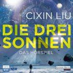 """GRATIS Science-Fiction-Hörspiel: """"Die drei Sonnen""""kostenlos anhören / downloaden"""